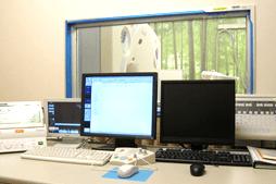 マルチスライスCT操作室 | オアシス脳神経クリニック